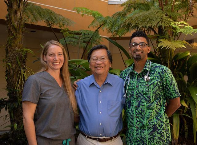 Department of OB-GYN & Women's Health: E Komo Mai, Dr