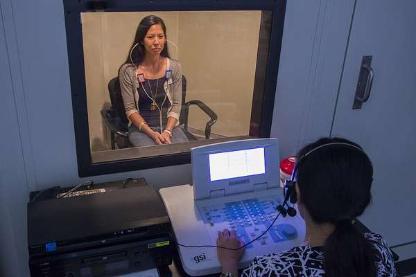 Speech and Hearing Therapy