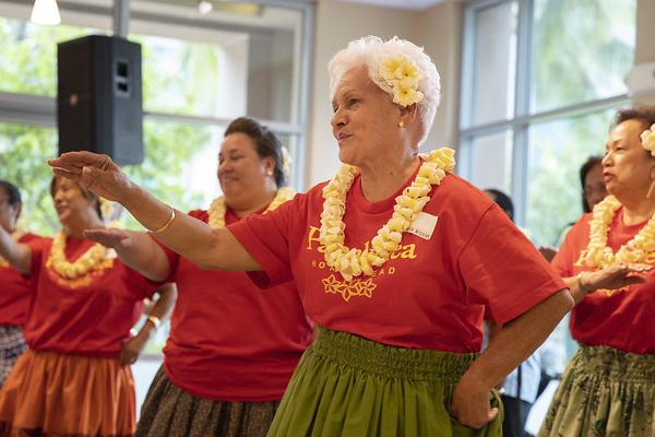 Native Hawaiian Health: Hypertension in Native Hawaiians sharply reduced by intervention including hula