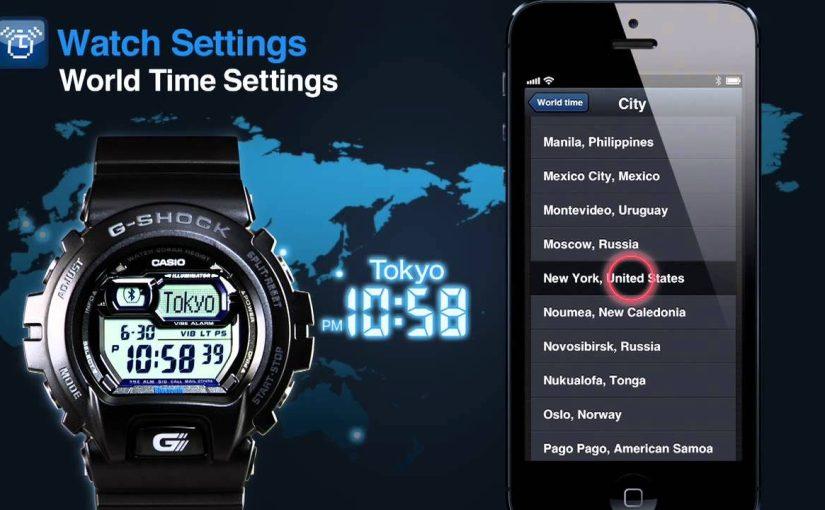 Bluetooth Uhr für Apple iPhone 4S und 5