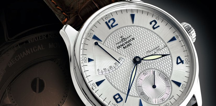 Zeno Watch Basel / Swiss Watch Manufacturing Since 1922 – Index-Seite