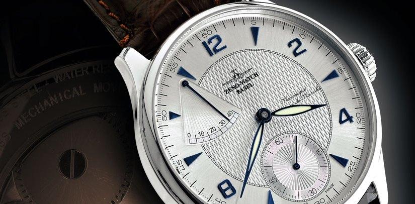 Zeno Watch Basel / Swiss Watch Manufacturing Since 1922