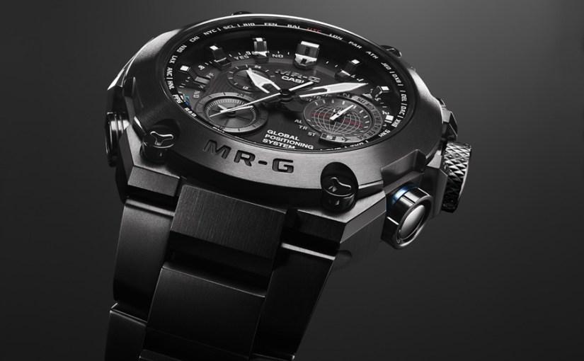 Neu und exklusiv: CASIO G-Shock MRG-G1000