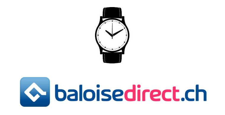 Basler Uhren Versicherung