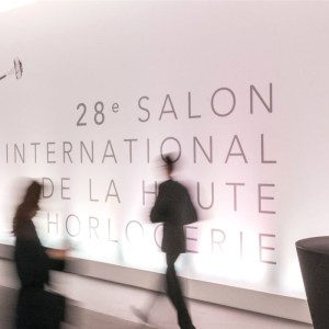 SIHH – International Fine Watchmaking Exhibition