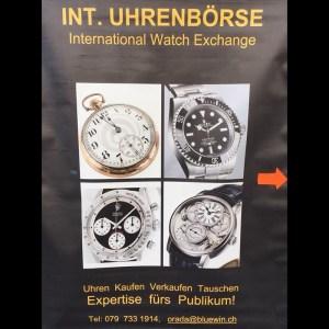 Uhrenbörse Schweiz