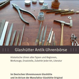 Glashütter Antik-Uhrenbörse