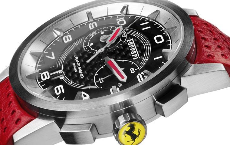 Chronographen und die Ferrari-Granturismo-Reihe