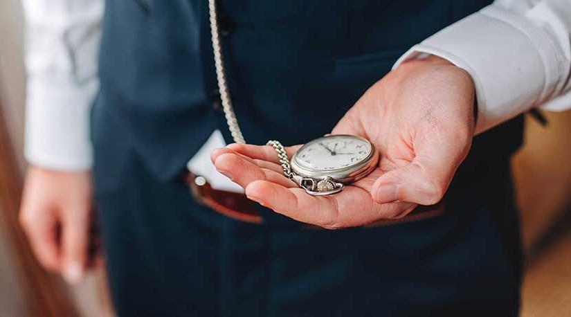 Quartz Taschenuhren als Schöpfung des 20. Jahrhunderts