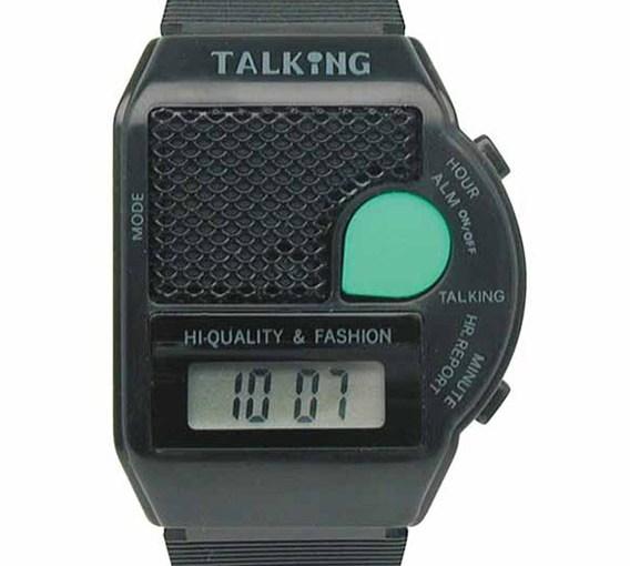 TALKiNG- Die sprechende Uhr für Menschen mit einer Sehschwäche