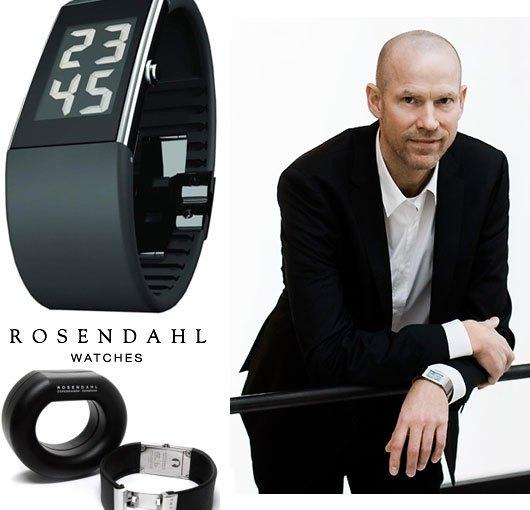 Die Armbanduhren von Rosendahl erstrahlen im unverkennbar dänischen Look