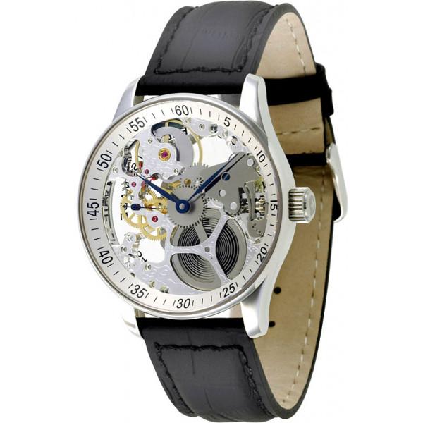 Skelettuhr von Zeno-Watch Basel