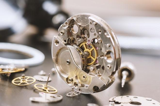 Uhren Basel Uhrwerk
