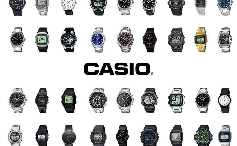 Digitale Armbanduhren von Casio- Welche Serien sind zu empfehlen?