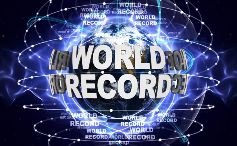 Uhren schreiben mit Weltrekorden Geschichte