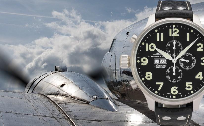 Mehr als nur Uhren – ZENO Uhren für Damen und Herren