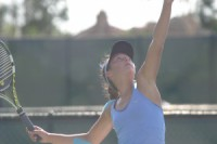 Girls' Tennis Wins Second Game Against Rival Los Alamitos