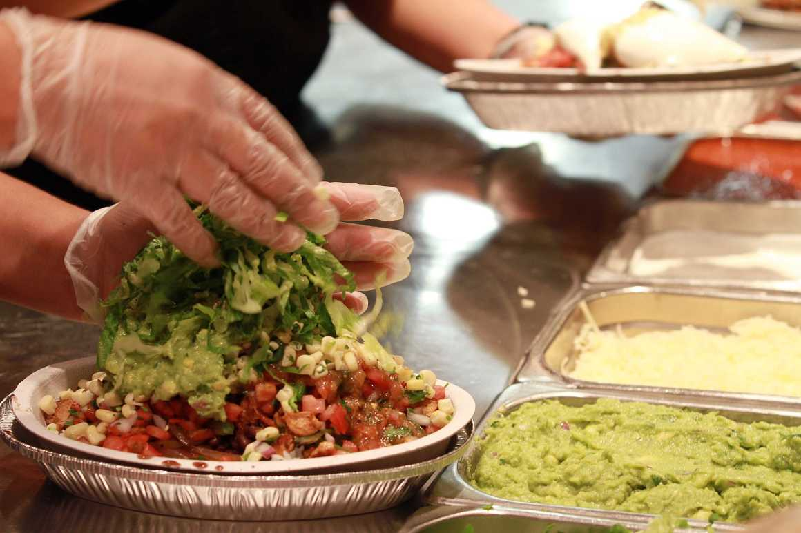 "Chipotle, scarecrows and the ""healthy foods"" movement"