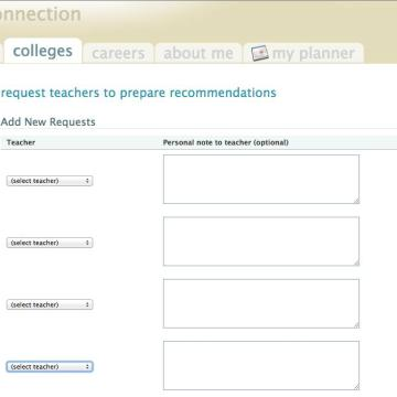 'Tis the season for Naviance and college applications