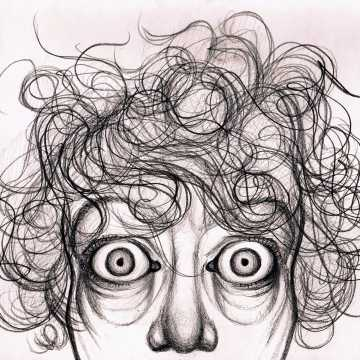 Stressed: an illustration