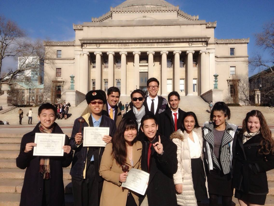 UHSMUN represents on both coasts