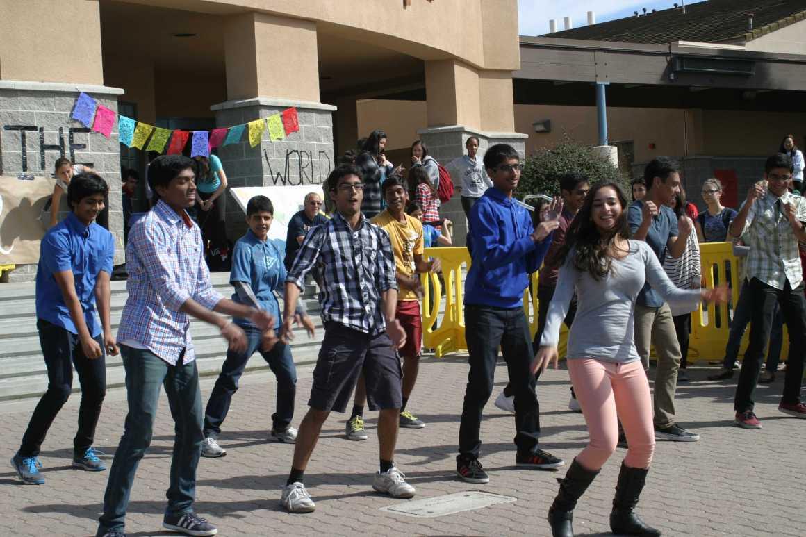 UHS celebrates diversity at annual Intercultural Week