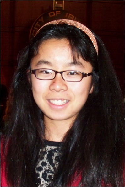 "Pollyanna Leung performs ""Let it Go"""