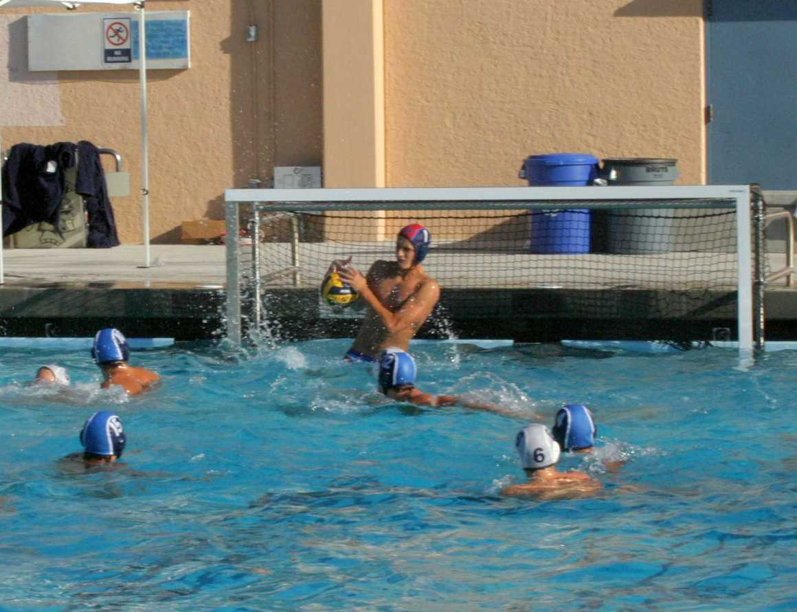 Boys Water Polo starts off the season with a 6-8 loss to Tesoro