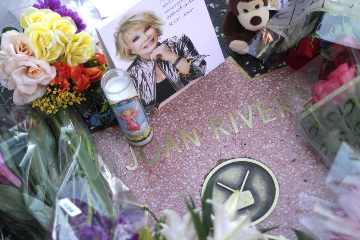 A tribute to Joan Rivers and her two faces