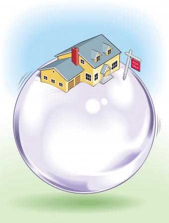 The Bubble: a poem