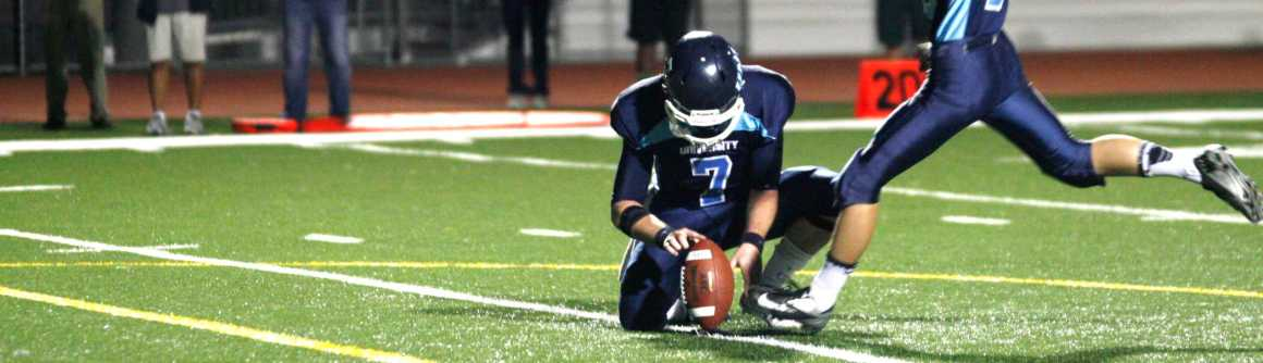 Trojans fall 16-35 to Irvine in the last Football game of the season