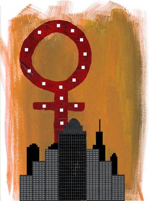 Footsteps Through Feminism