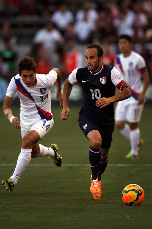 With Landon Donovan heading into retirement, the fate of the U.S. soccer national team is unclear