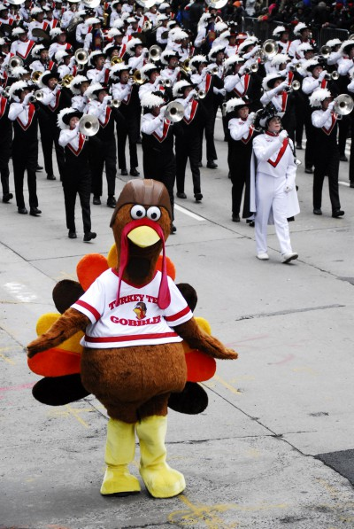 2014 Macy's Day Parade