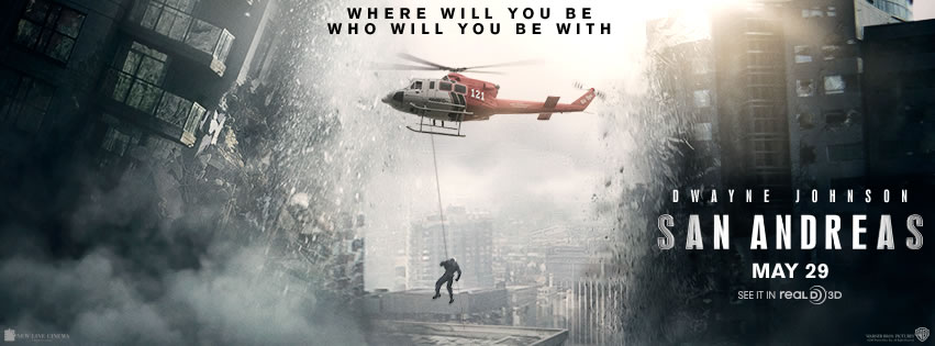 """The Fault with """"San Andreas"""""""