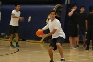 UHS kicks off its sixth annual Dodgeball Tournament