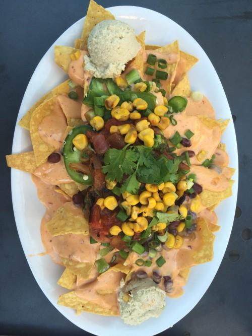 Native Foods Cafe: a restaurant review