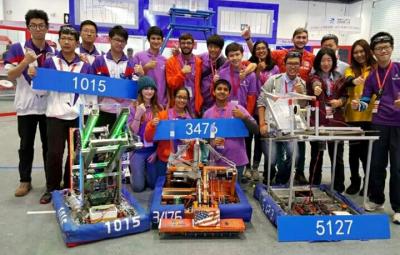 Irvine team wins World Robot Conference