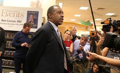 Liar, liar, Carson's pants are on fire