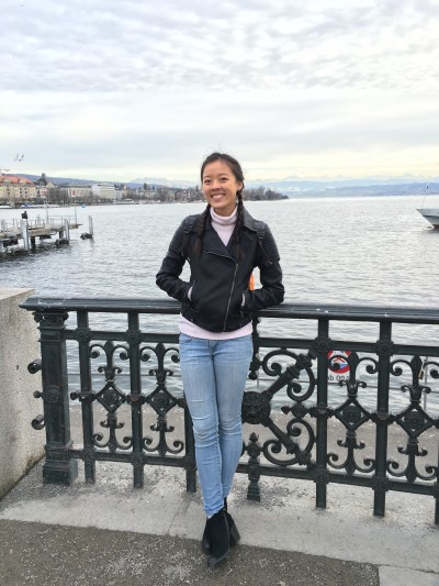 Senioritis in Switzerland: UHS student finishes her senior year in another country