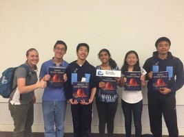 UHS Science Bowl places 2nd at regionals