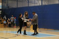 Students honor UHS staff members during Staff Appreciation Week