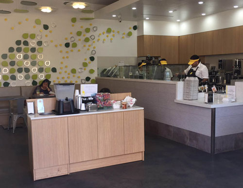 Cha for Tea Reopens after Renovations