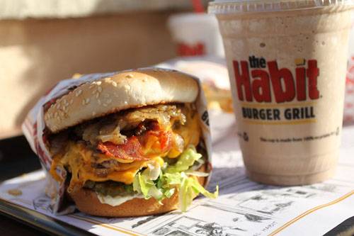 The Habit Burger Grill: a restaurant review