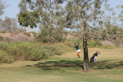 Girls Golf Dominates Northwood in Season Opener