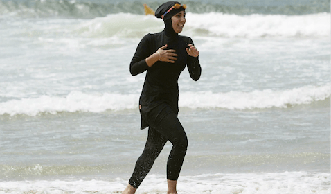 The Limits of Secularism: The Burkini Controversy