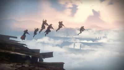 Destiny: Rise of Iron Video Game Review