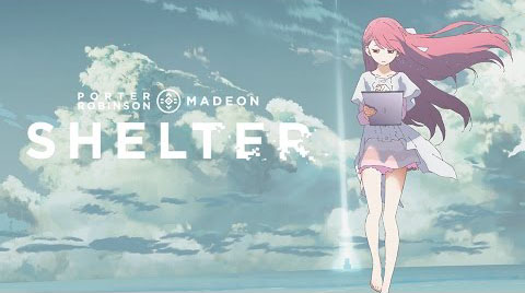 """Shelter"" is an anime short film created through the collaboration of Porter Robinson, Madeon, A1 Pictures and Crunchyroll."