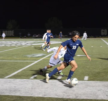 Boys Soccer dominates Sage Hill