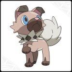 Rockruff, the Rock-type Pokémon, has two different evolutions depending on the time of day. (Source: The Pokémon Company/Nintendo)